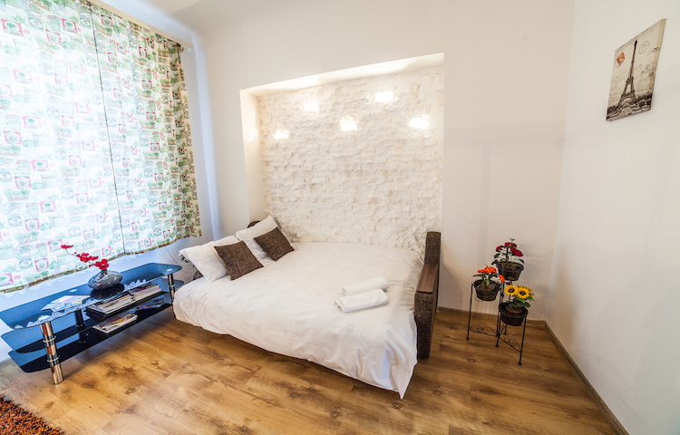 Old Town Peldu two-bedroom apartment