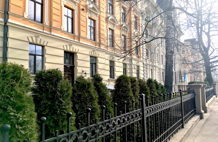 New Cozy flat in Art Nouveau district
