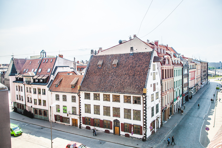 2-room apartment in the Heart of Old Town