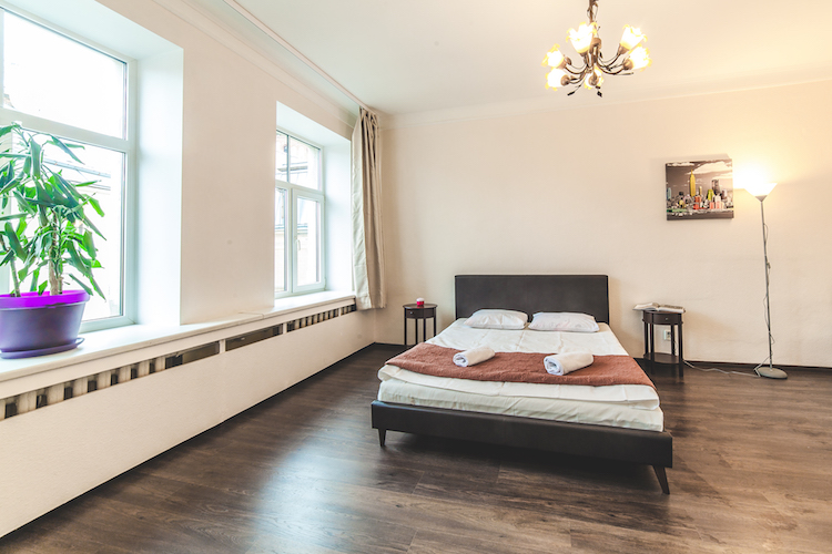Miesnieku Old Town apartment